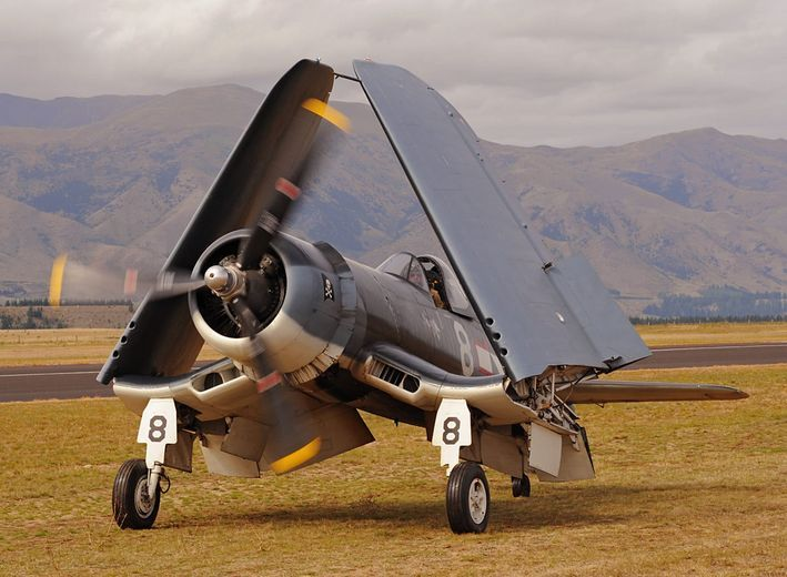 """New Zealand Shooting Wallpaper: 1000+ Images About F4U Corsair """"Whispering Killer"""" On"""
