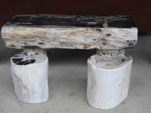 Petrified Wood for sale from IndoGemstone.com  The rough stone material we use to make the Petrified Wood products from is fossil tree stumps and logs. These fossilized tree remnants petrification process for the fossils are over 25 million years old. The fossil stones are excavated from a remote location on an island in Indonesia. This Petrified...