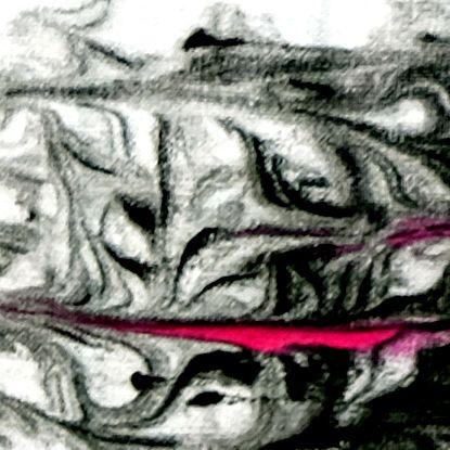 Tutorial Stoff marmorieren
