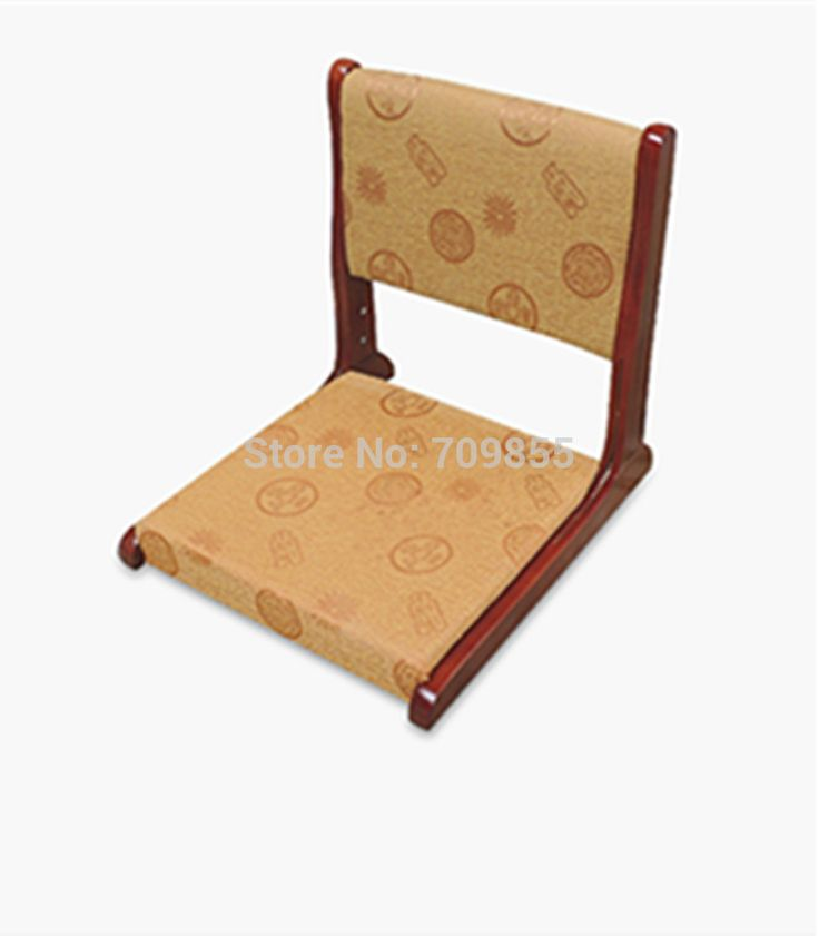 Find More Folding Chairs Information about (2pcs/lot)  Japanese Living Room Seating Furniture Floor Frame&Padded Seat Walnut Finish Folding Legs Tatami Zaisu Legless Chair,High Quality wooden chair frame,China wooden frame Suppliers, Cheap wood photo frame from Jiangshan Fuji-Kotatsu products Co,ltd on Aliexpress.com