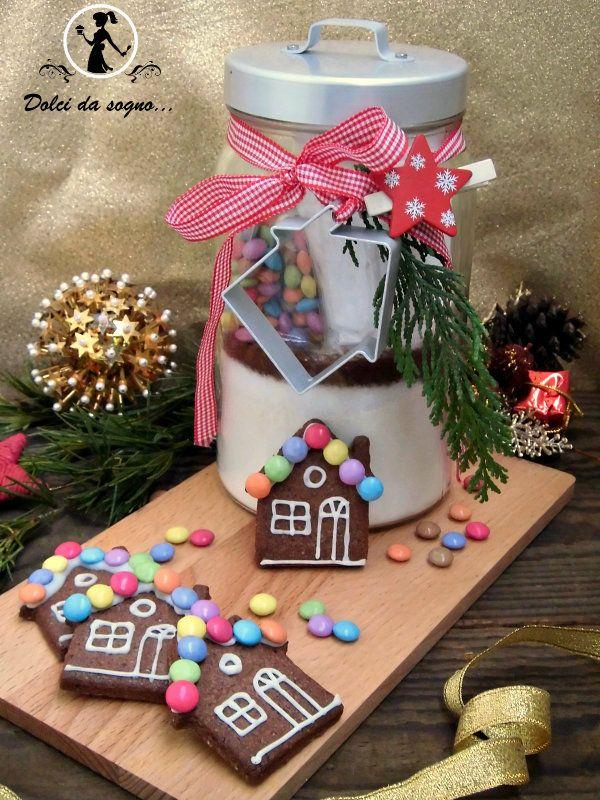 Ricette in barattolo: biscotti al cacao speziati | Miei dolci da sogno