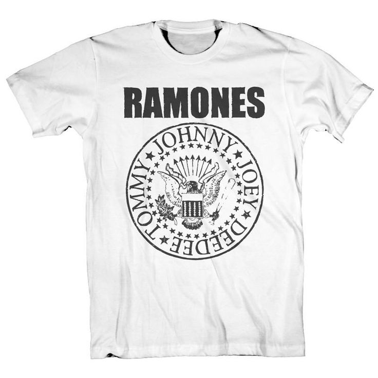 Hand-Drawn Logo T-Shirt