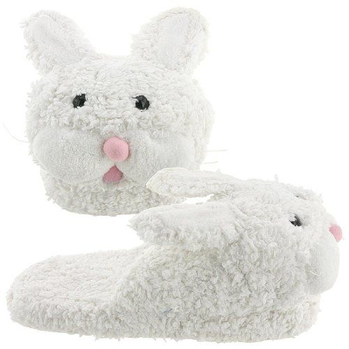 Bunny Slippers for Women for only $16.99Amazoncom, Footwear Bunnies, White Bunnies, Bunnies Slippers, Women 910, Woman Shoes, Perfect Bunnies, Things, 910 17