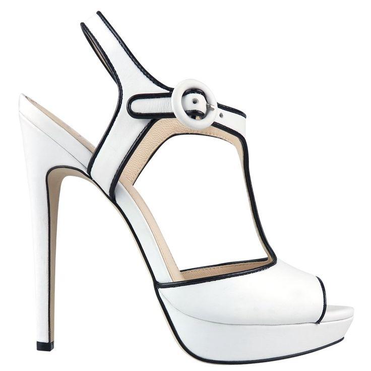 Wittner   Mandie Monochrome Heel