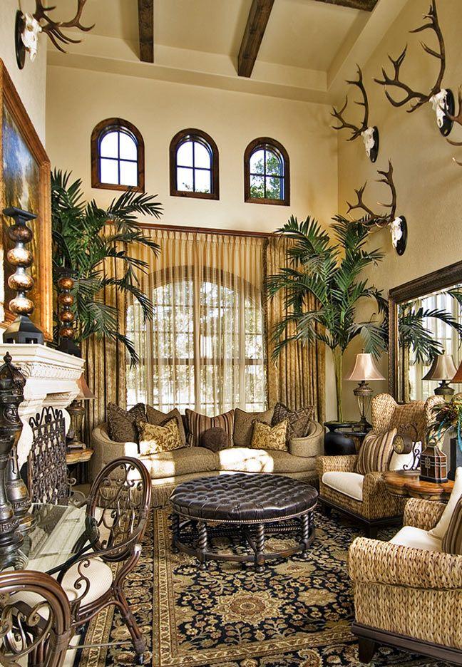 Trophy Room Design Ideas: 447 Best Trophy Rooms Images On Pinterest