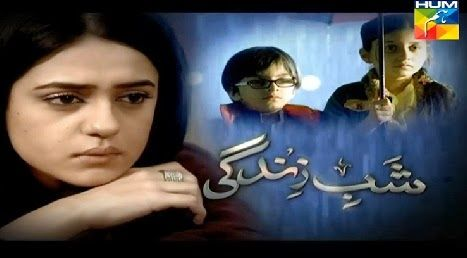 Shab-E-Zindagi Episode 24 – 8th July 2014 Shab e Zindagi' is a story of a middle-class girl, Mariam, who was married to Yasir at a very young age. Yasir is going through financial crisis and lives in a house with his brother and sister-in-law along with his children and wife. The story takes a twist when Mariam's cousin Asad returns from abroad and marries Mariam's younger sister, Nazia. Asad uses his marriage to get close to Mariam, who he has been in love with for six years. Meanwhile