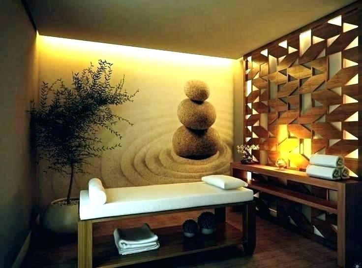 Massage Room In 2020 Spa Room Decor Massage Room Decor Massage