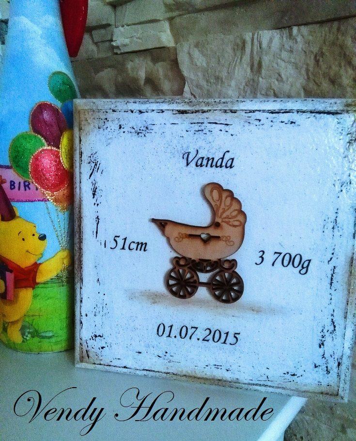 It´s a girl by Vendy Handmade https://www.facebook.com/Vendy-Handmade-587894044620196/