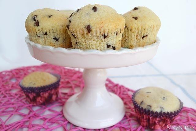 Muffin vegani, scopri la rocetta: http://www.misya.info/ricetta/muffin-vegani.htm