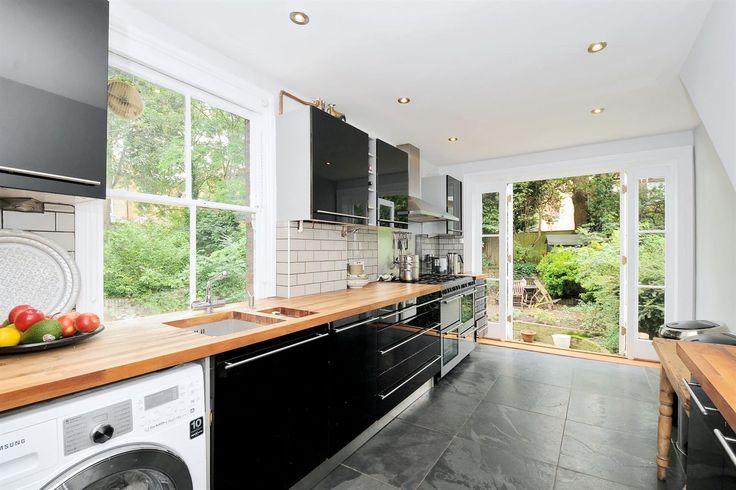 Sleek #kitchen #modern