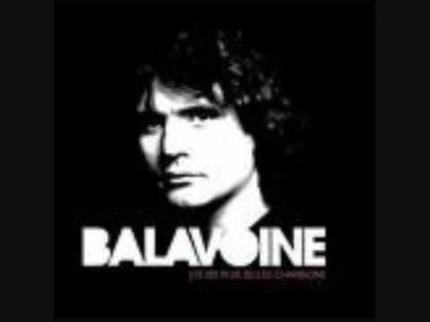 Daniel Balavoine - Pour la femme veuve qui s'éveille live