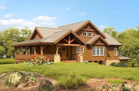 Log Cabin Style Homes Vs Timber Frame Cabin Style Homes
