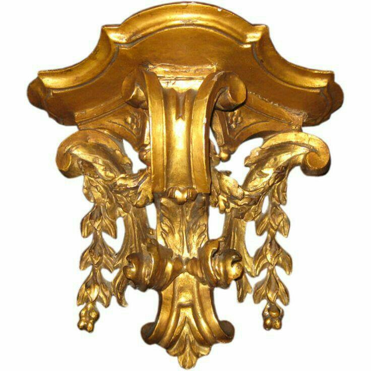 31 best Decorative Brackets & Shelving images on Pinterest | Shelves ...