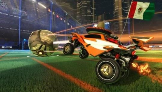Rocket League - 50% of its sales is coming from the PC