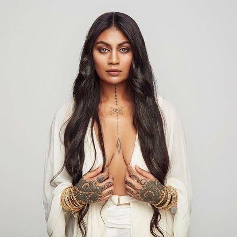 Aaradhna. Musical Artist. New Zealander of Samoan/Fijian & Indian Descent