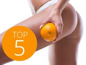 5 super skutecznych kosmetyków na cellulit
