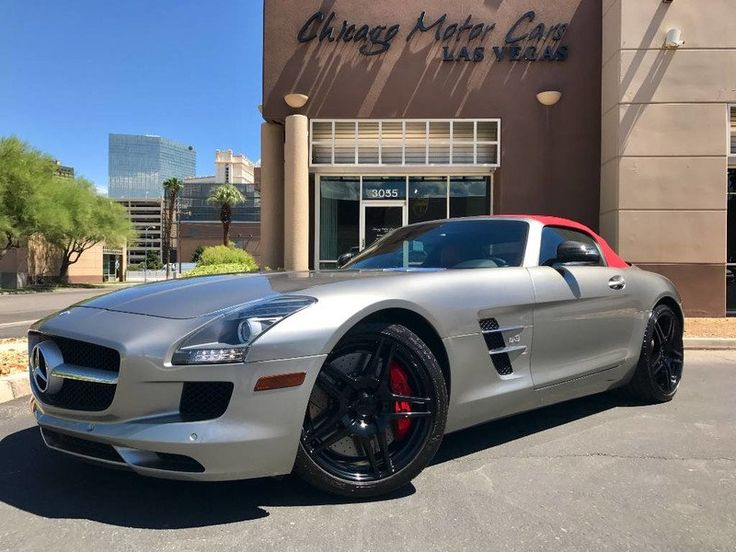 2012 Mercedes-Benz SLS AMG Convertible Not Specified for Sale in West Chicago, IL - $129,800 on Motorcar.com
