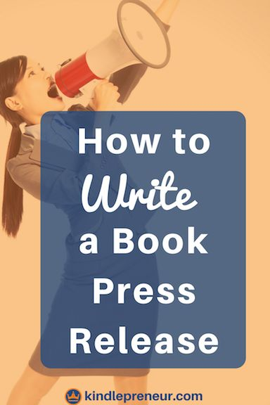writing a press release for a book Learn how to write a book press release that gets printed by big news agencies  and increases your book sales get our free book press release template here.