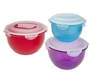 Lock N Lock Containers are the best containers I have ever had!!!  Highly recommend