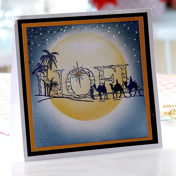Sheena Douglass Festive stamps - #ChristmasCrafting #Crafting #Hobbies #Arts #Hochanda #Crafts #Hobby #Art #lifestyle #CraftersCompanion - www.hochanda.com/