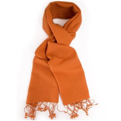 ColorMeSocks:Pashmina Dutch Orange