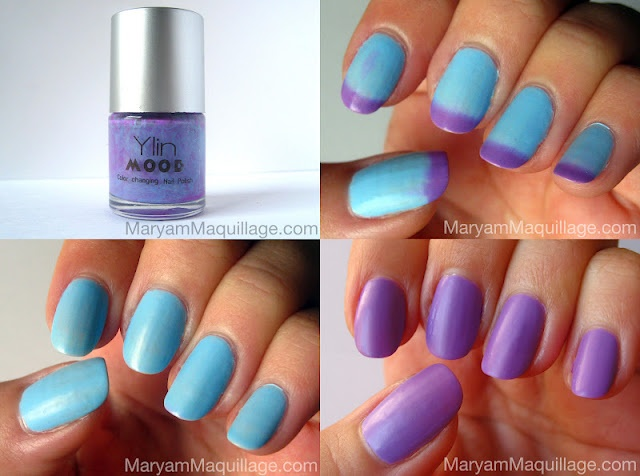 The 25+ Best Mood Changing Nail Polish Ideas On Pinterest