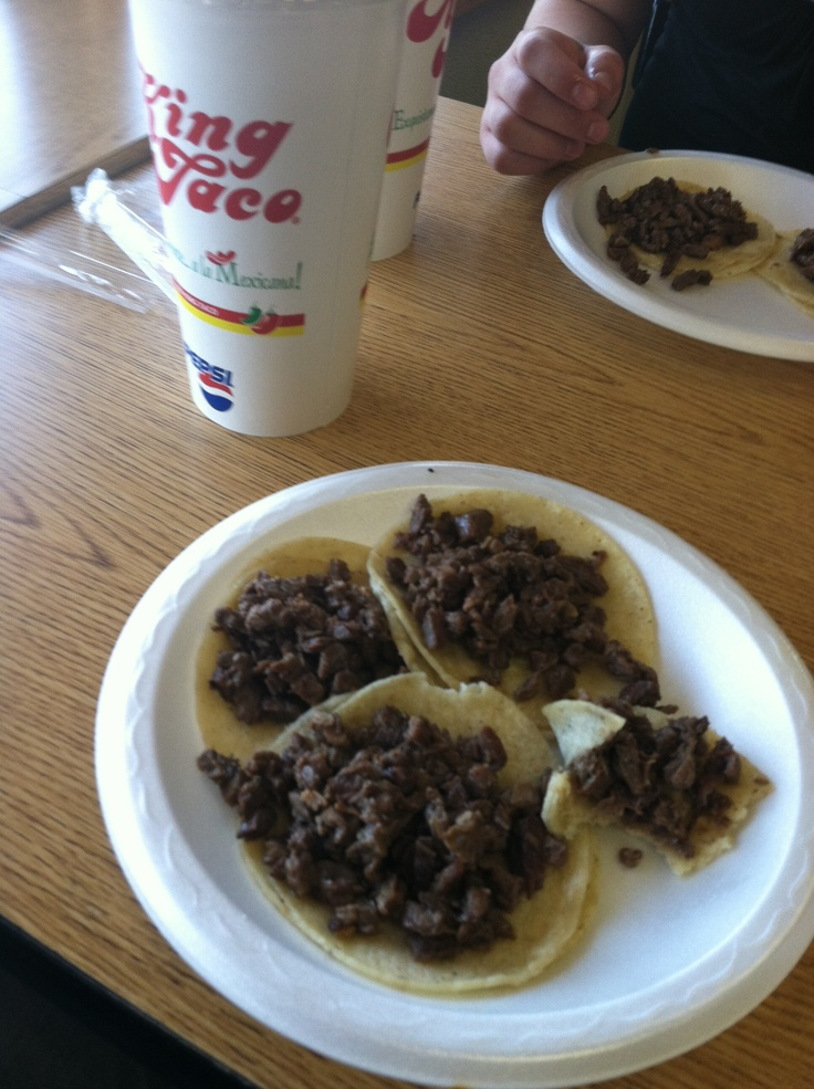 Simply...King Taco!