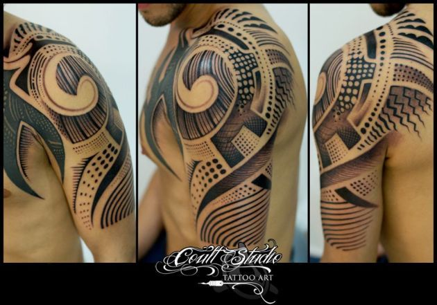 Tribal Tattoo Best Tattoos Ever Tattoo By Led Coult border=
