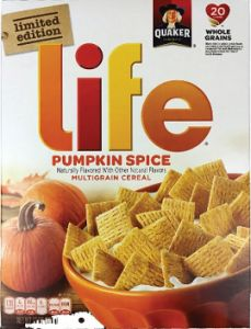 $1.00 off 2 boxes of Pumpkin Spice or Gingerbread Spice Quaker Instant Oats or Life Cereal Coupon on http://hunt4freebies.com/coupons