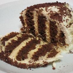 Chocolate Ripple Cake With Maltesers Recipe
