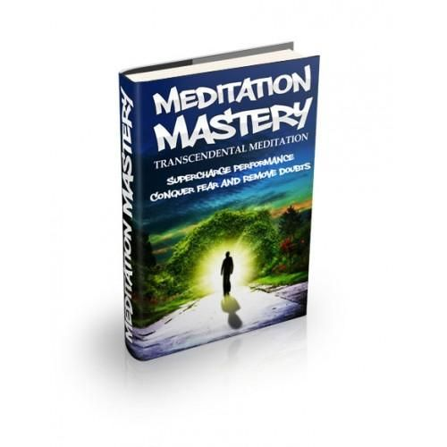 Transcendental Meditation Mastery Transcendental Meditation will help you to change your life and empower you in ways like never before!