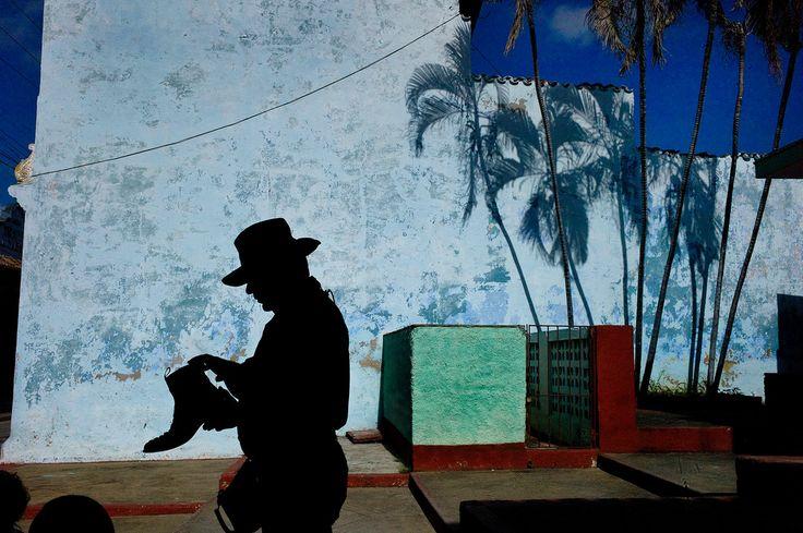 Nikos Economopoulos. CUBA. Trinidad. 2015