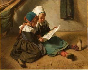 Deux conférences sur Emma Herland avec le musée de Pont-Aven - Site officiel de l'association des Amis de la Maison Marie Henry