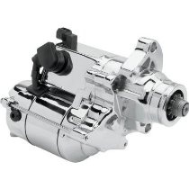 BKRider High-Performance Chrome 1.4kW Starter Motor For Harley-Davidson Big Twin & Dyna Glide OEM# 31621-06A  From Generic  Price:	$340.06  Availability: Usually ships in 1-2 business days  Ships from and sold by Bkrider Motorcycle Parts