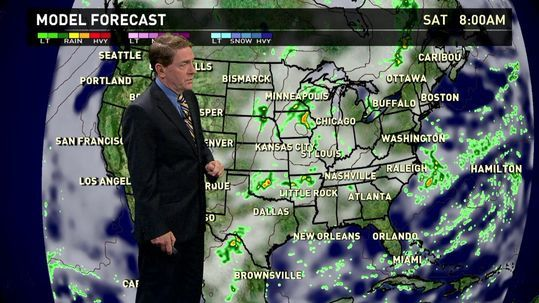 Aug 19 Friday's forecast: Heavy storms to rock Midwest, Great Plains