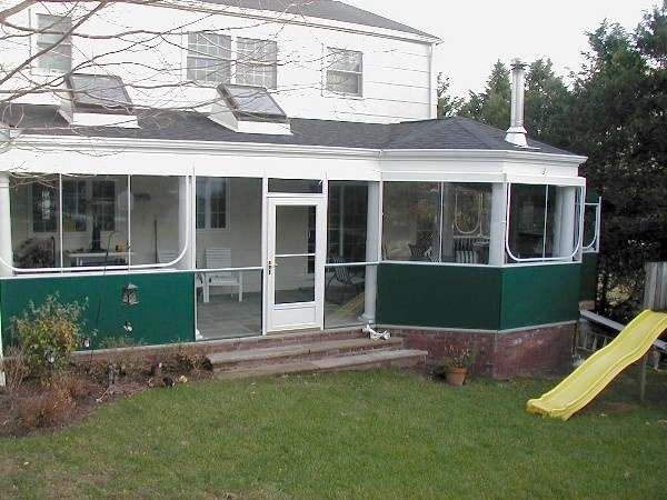 1000 Images About Awning Porch Enclosures On Pinterest