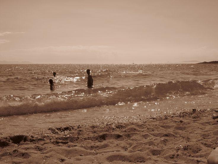 Greece - Kavouri beach