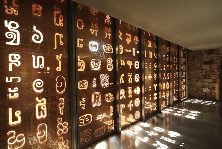 Musée Champollion – les écritures du monde. Figeac (46)