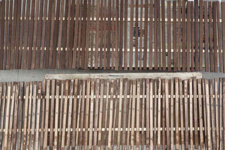 [ #makingof NYC loft ] #Ermesponti