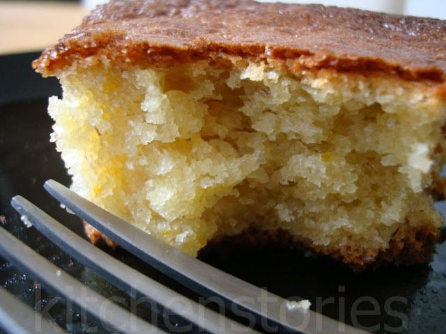 Kitchen Stori.es: Κέικ με Γιαούρτι