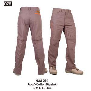 Celana Panjang Gunung dan Hiking tipe Cargo Pria [HLM 024] (Brand Trekking)…