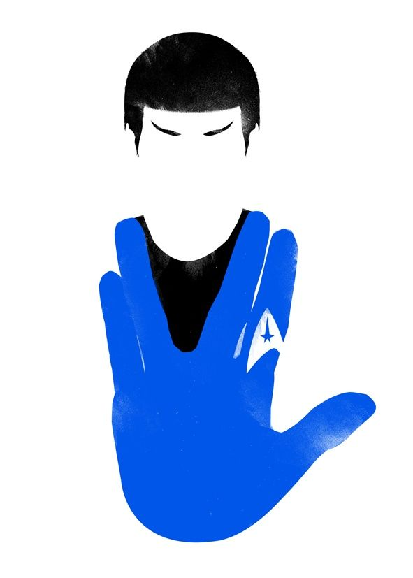 Live Long            #Spok!!:D And Prosper