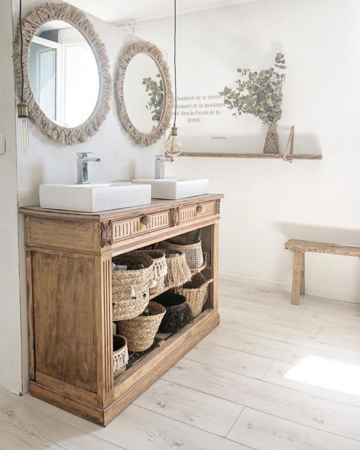 43+ Diy meuble vasque salle de bain inspirations