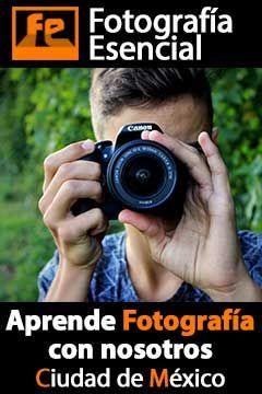Curso de Fotografia en Mexico DF