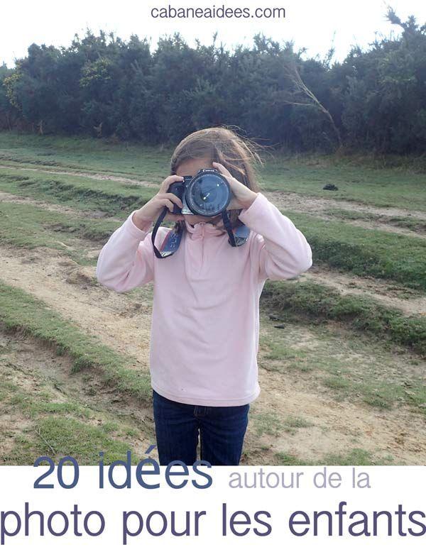 20 idées pour faire de la photo avec les enfants Laissez-vous vos enfants jouer dans la boue?