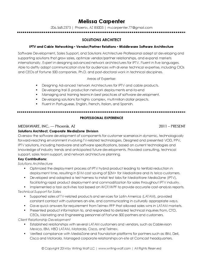 Architecture Resume Examples 2015 Resume is not only some of job title but also any field. It is included for architecture profession.