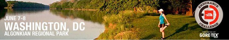 JUNE North Face Endurance Challenge Washington, D.C.