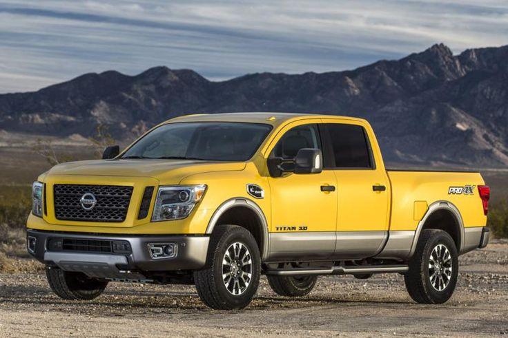 2016 Nissan Titan XD - NY Daily News
