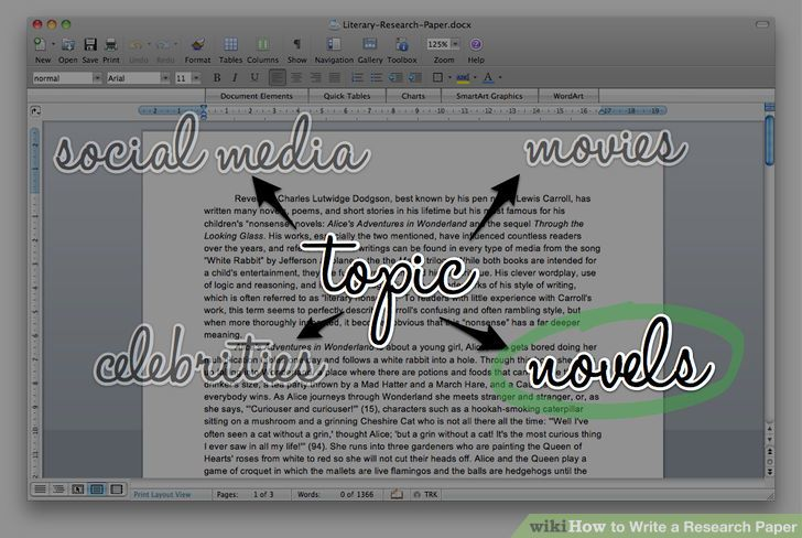 writing a apa paper step by step