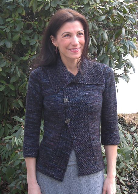 Ravelry: The Inaugural Sweater pattern by Mary Annarella